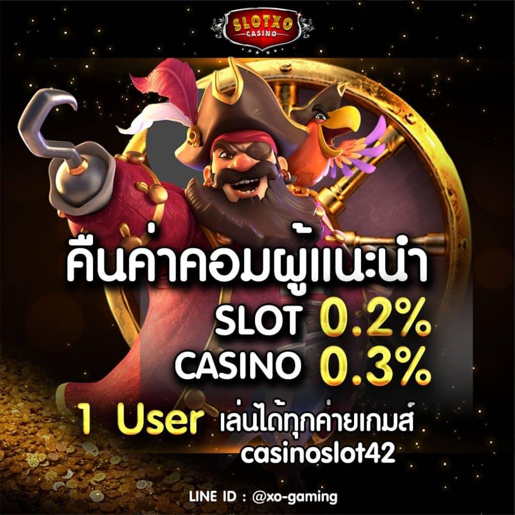 slotxo-casino-คืนค่าคอมผู้แนะนำ-min