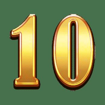รูปสัญลักษณ์ เลข 10