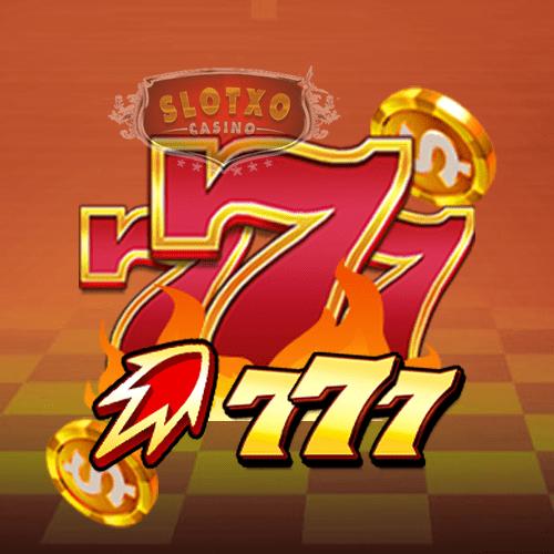 Crazy 777 banner